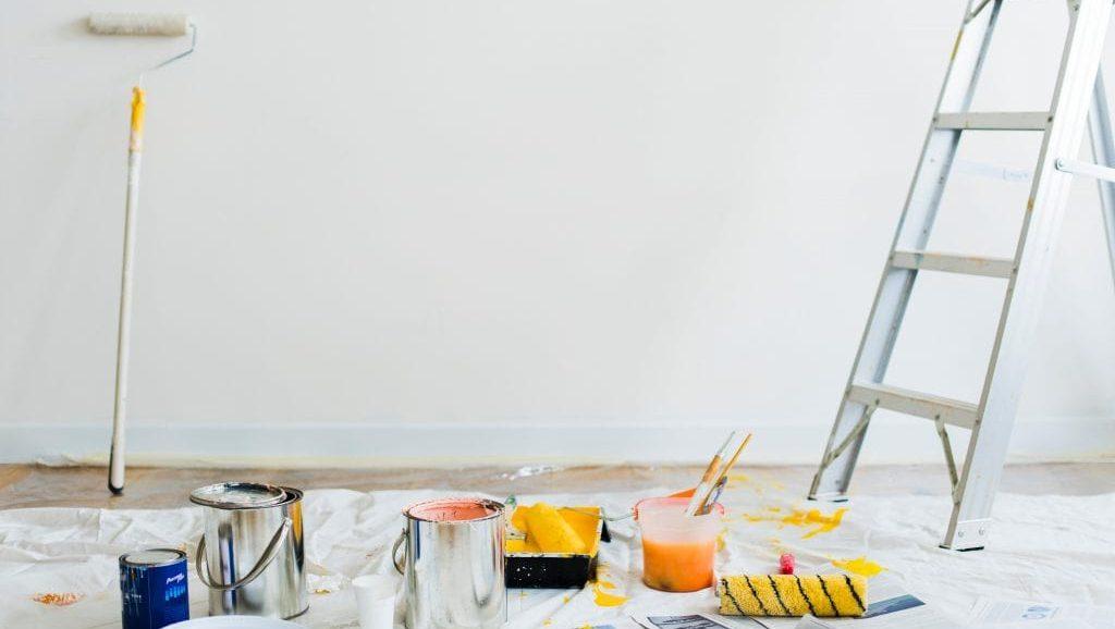 Patologias mais comuns após a pintura e suas soluções.